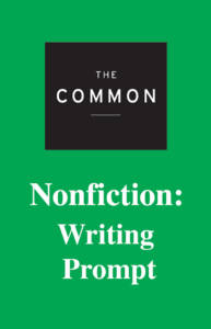 nonfiction prompt