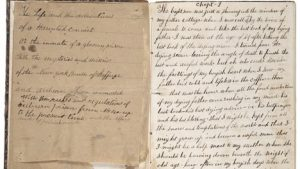 Original text of The Haunted Convict