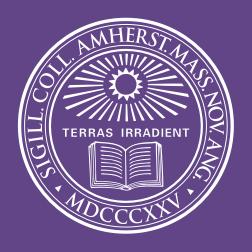 Amherst logo