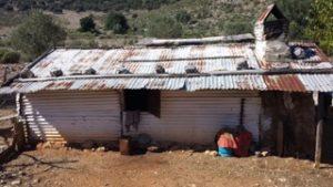 Hanife's home