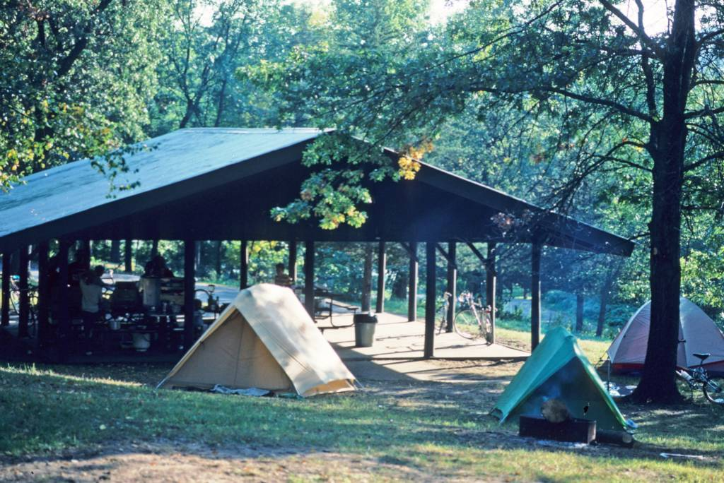 Campground and picnic