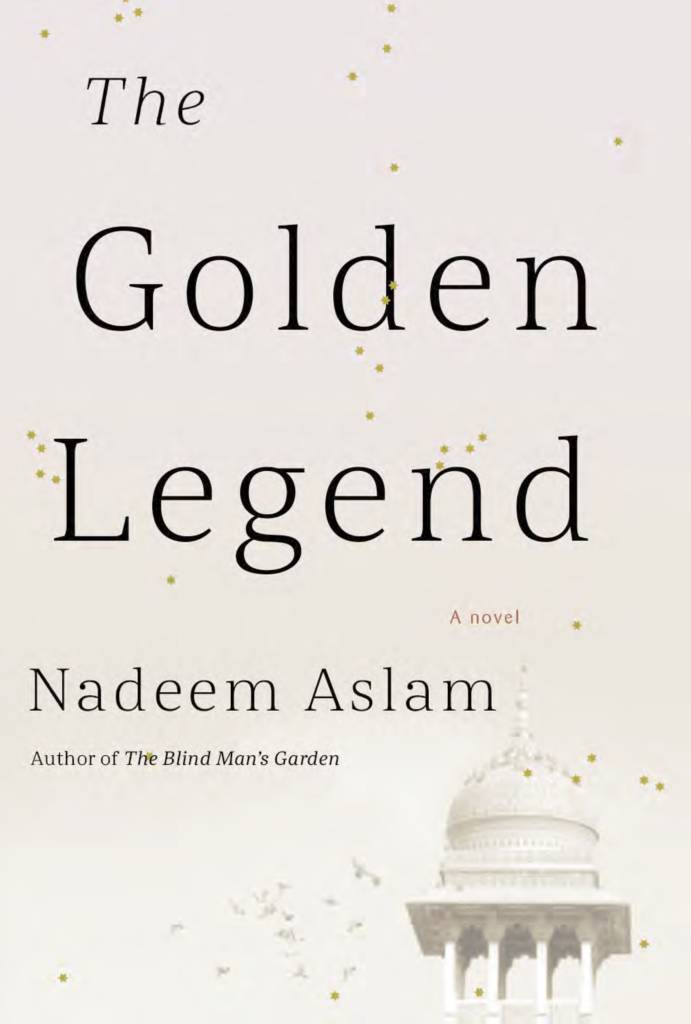Golden Legend Book Cover