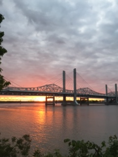 Louisville bridge