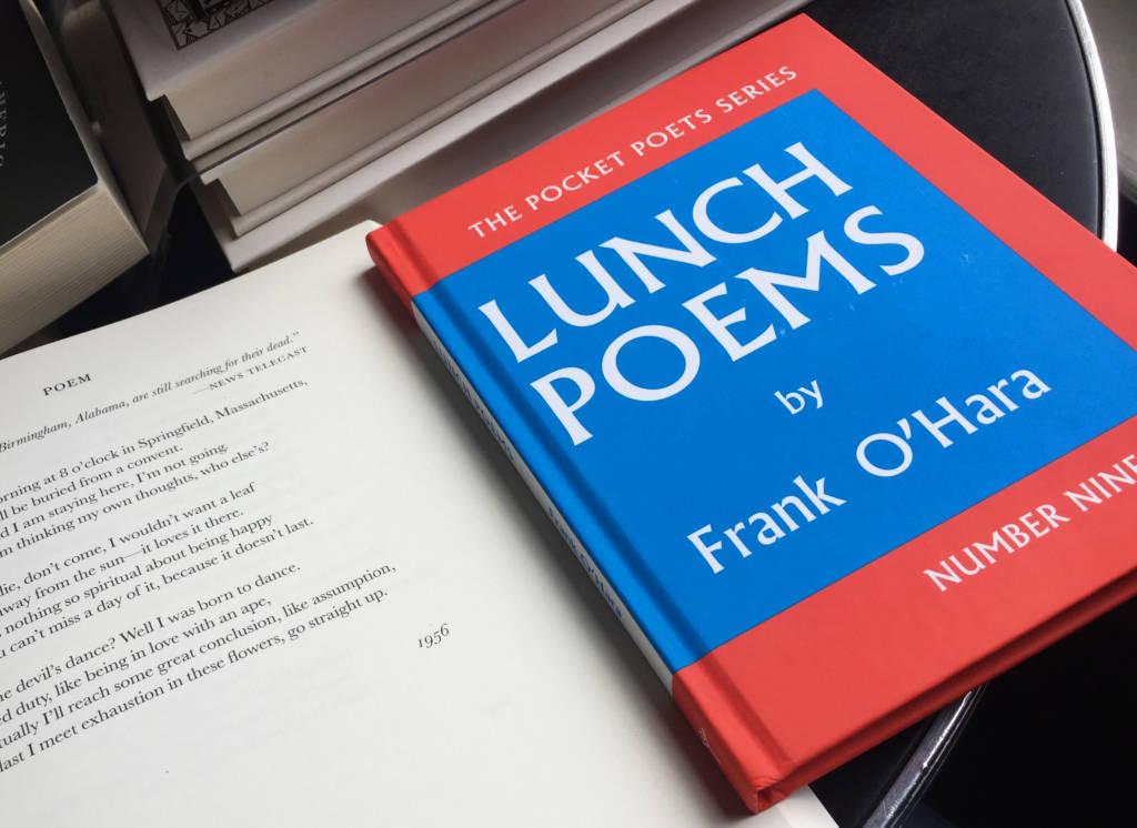 frank o'hara poems