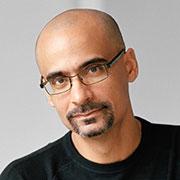 Junot Díaz headshot