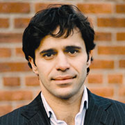 Keith Gessen headshot