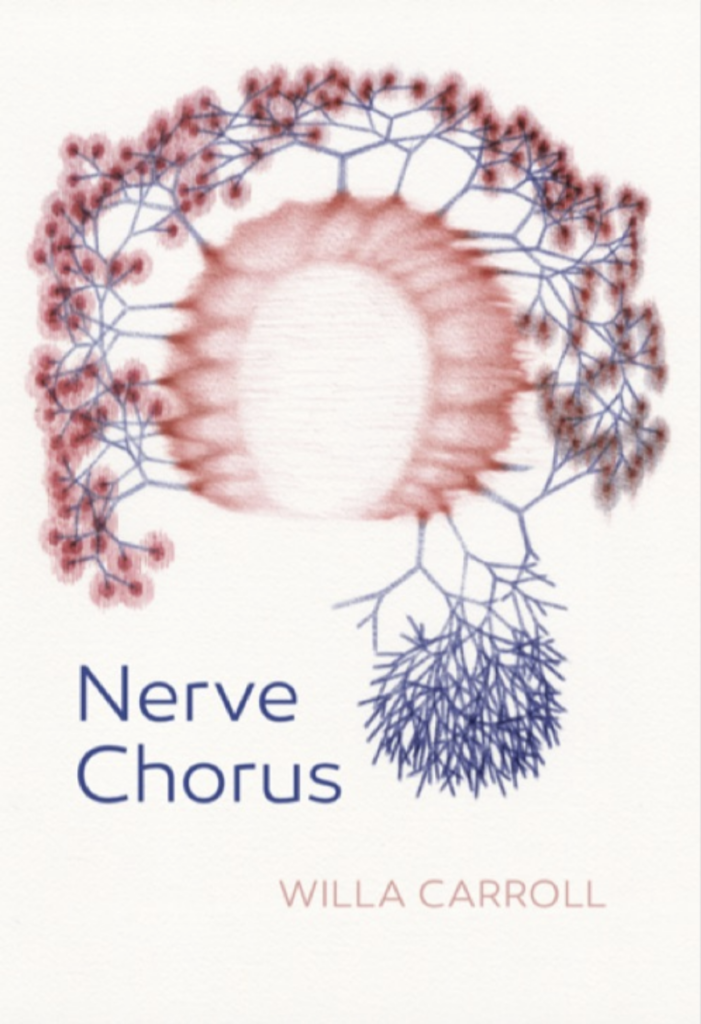 Cover of Nerve Chorus by Willa Carroll