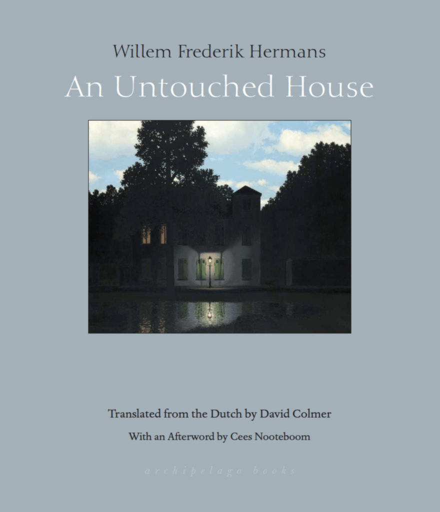 Cover of An Untouched House by Willem Frederik Hermans