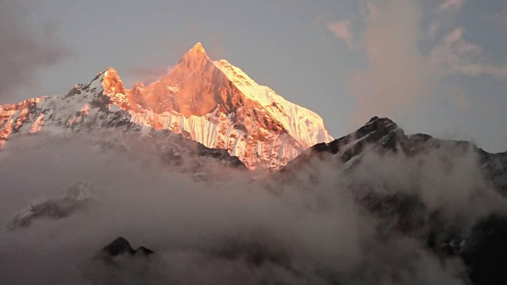 Machapachure nepal