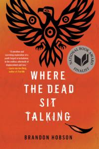 book cover Where the Dead Sit Talking
