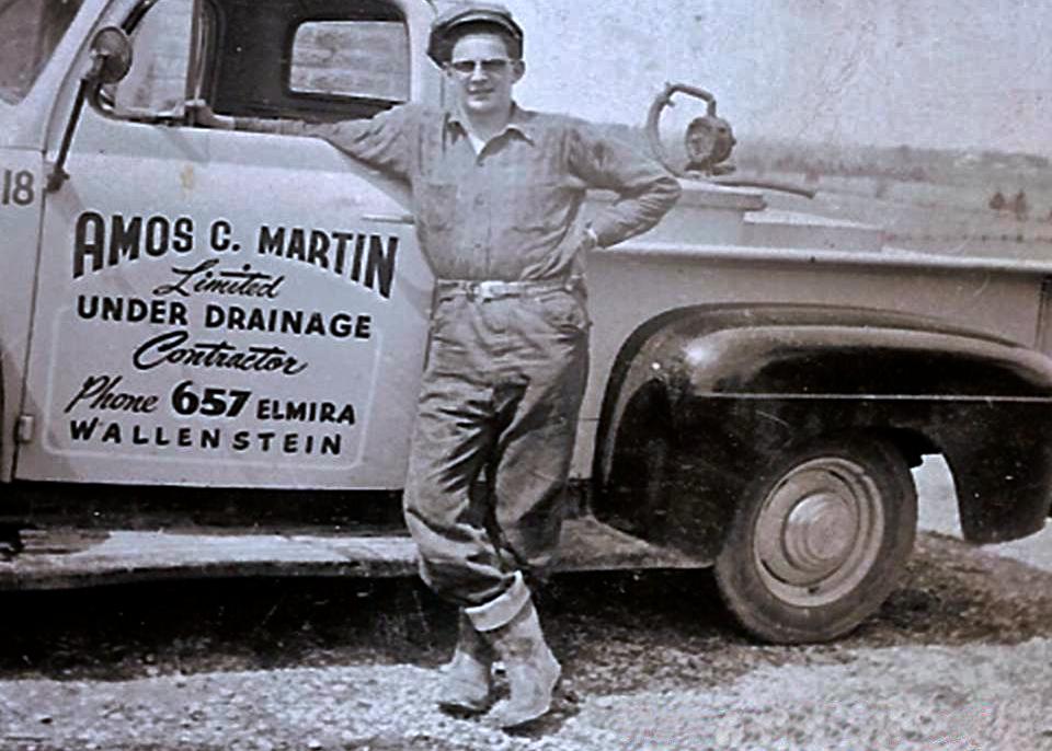 Clarence Martin