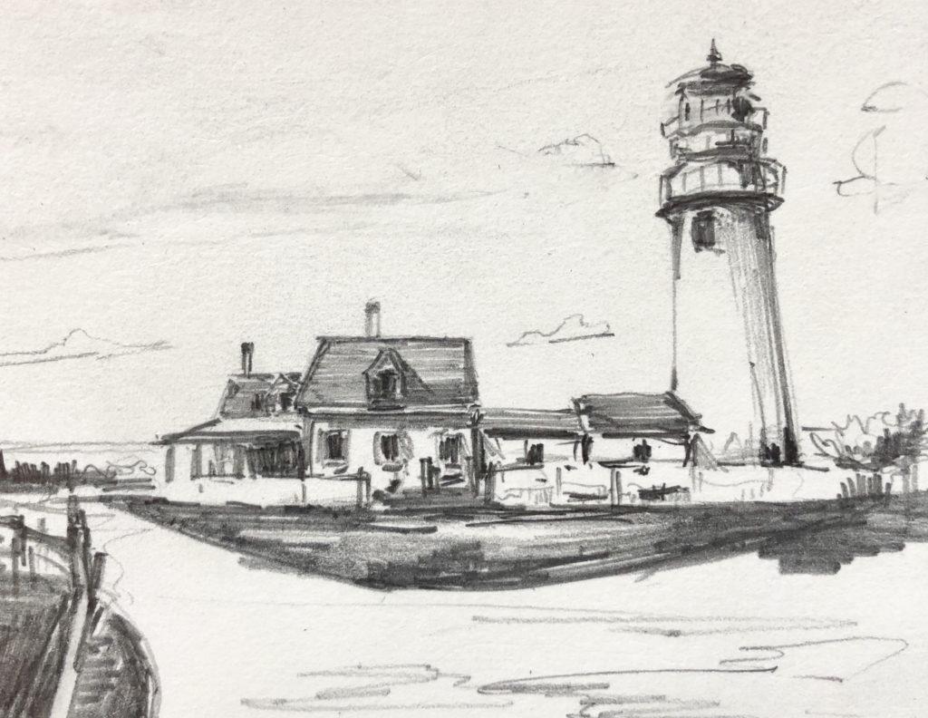 Ben Shattuck sketch