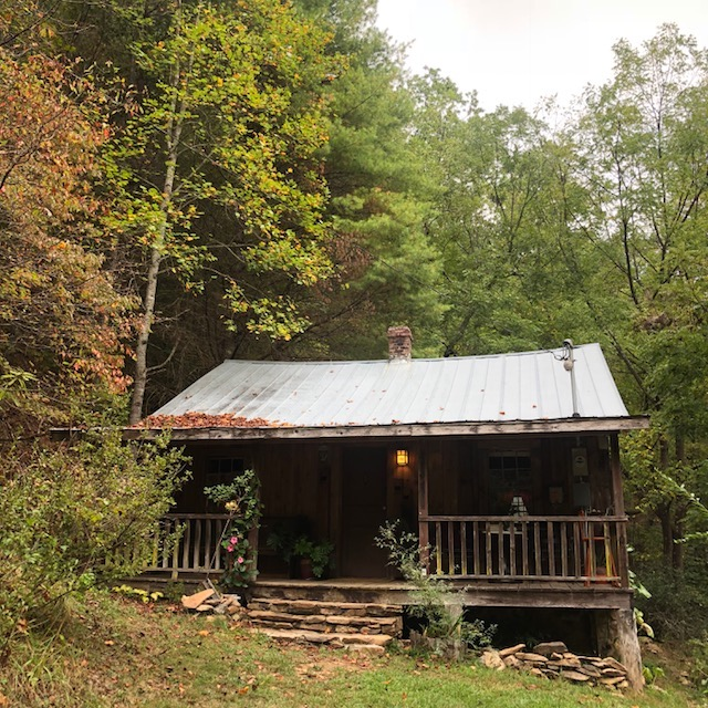 Cabin in Fries, VA
