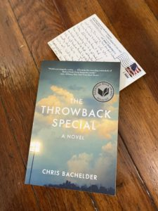 Chris Bachelder postcard