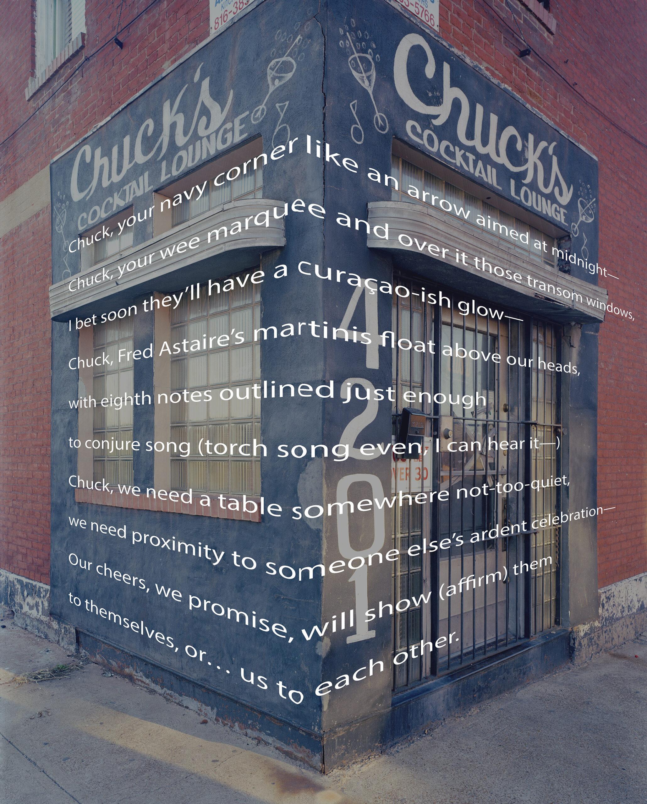 Chuck's Lounge, STL