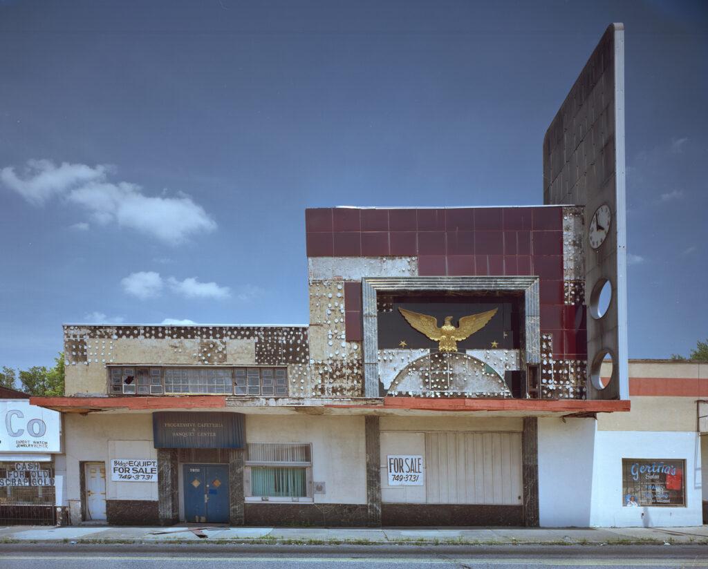 Golden Eagle MLK Blvd