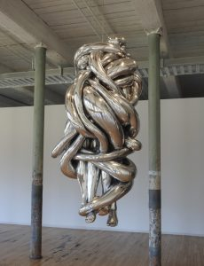 Sculpture by Louise Bourgeois