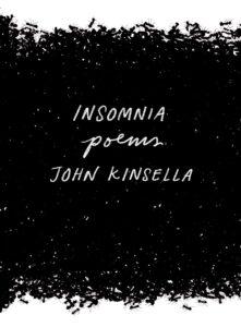 Cover of Insomnia by John Kinsella