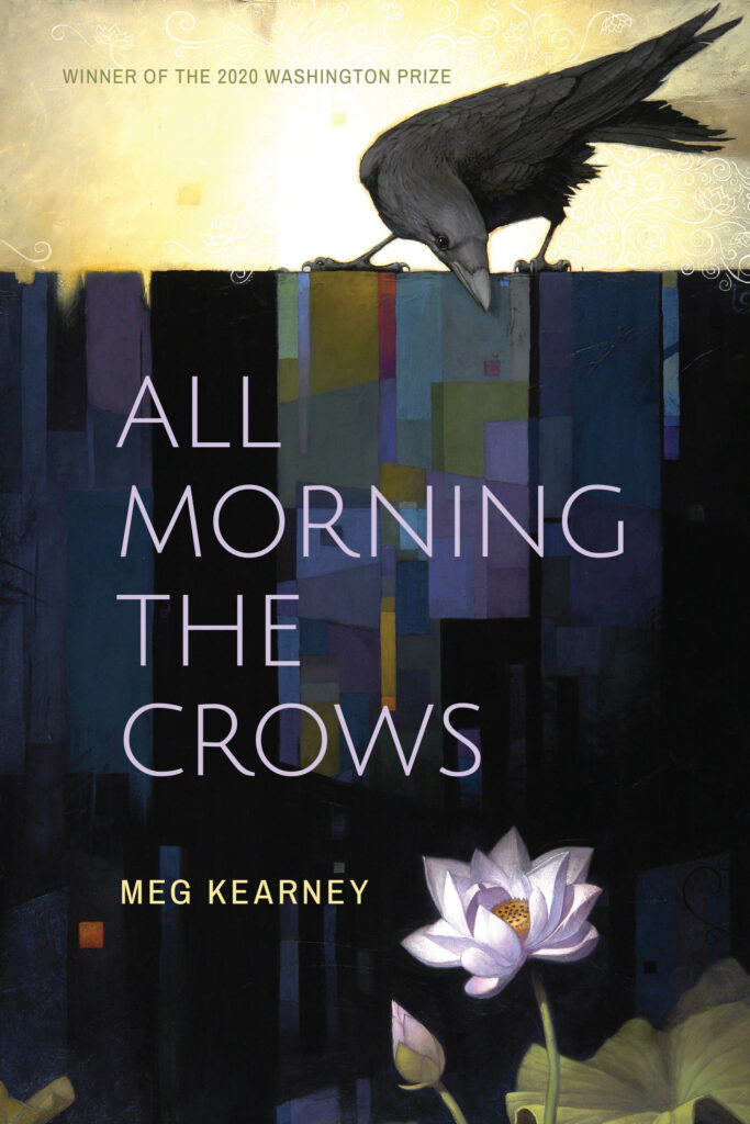 All Morning the Crows