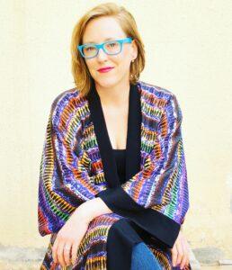 Headshot of Natasha Burge